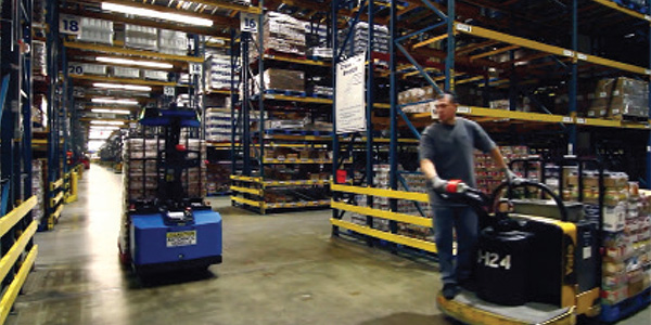 AGVs pioneer new paths in the warehouse | 2016-10-28 | DC Velocity